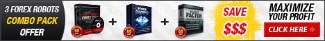 WallStreet Forex Robot + Forex Diamond EA + Volatility Factor EA